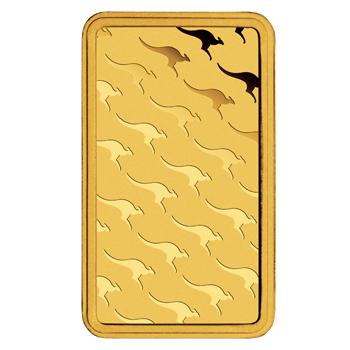 Lingote de Oro Perth Mint Australia de 10 gr.