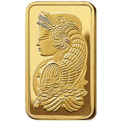 Lingote de Oro PAMP de 1 gr. - R