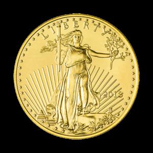 Aguila Americana de Oro- 1.2oz - Frente