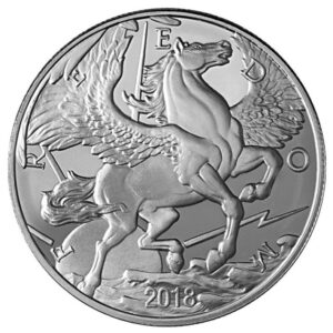Ronda Pegasus de Plata - Frente