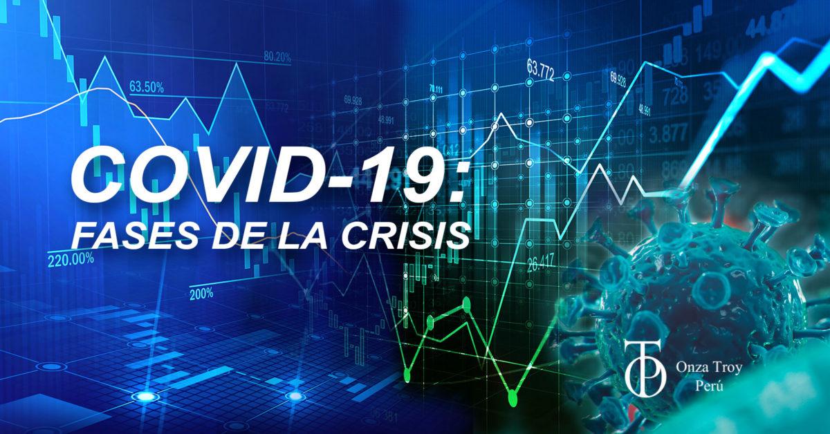 COVID-19: FASES DE LA CRISIS