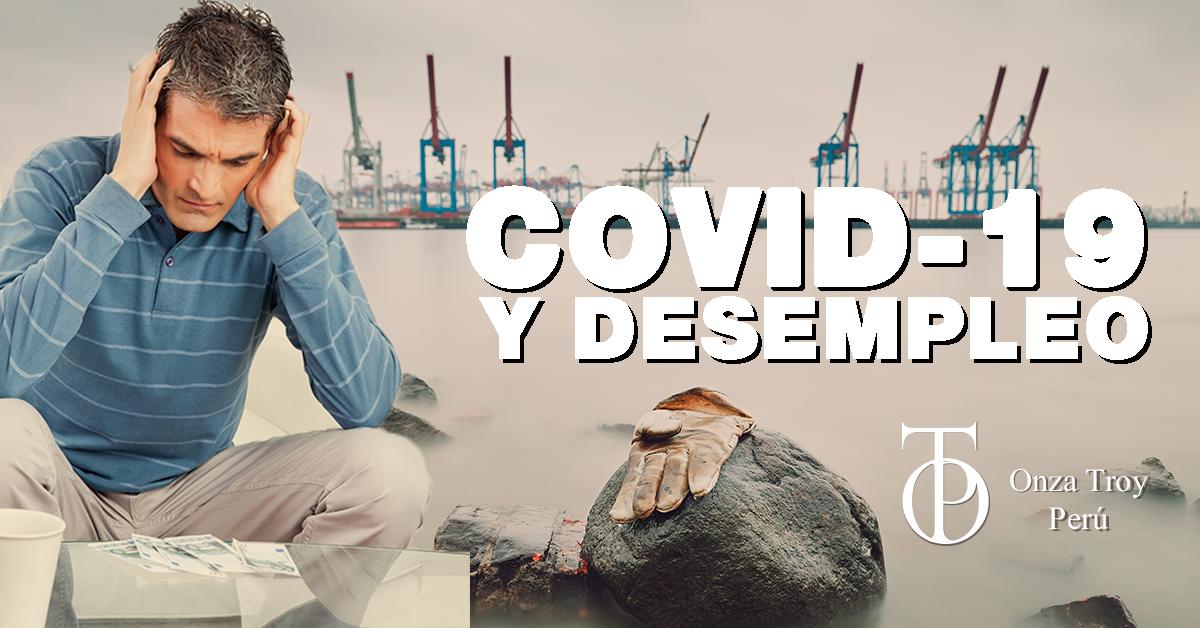 Covid-19 y el desempleo